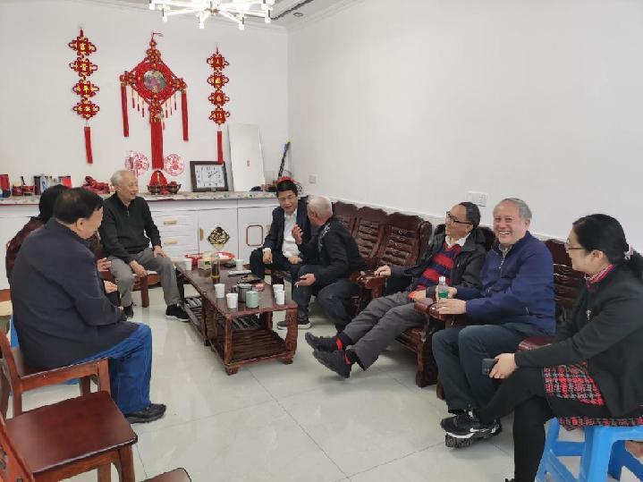 党外参事馆员赴温州永嘉、淮南凤台开展国情考察活动