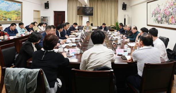 赵冰一行在四川调研大数据协同创新长江文化传承弘扬情况
