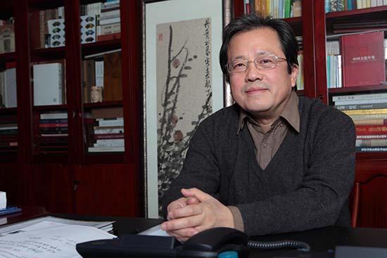 冯远:感受百年党史的庄严一刻